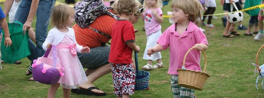 35th Annual City of Jacksonville Beach Easter Egg Hunt