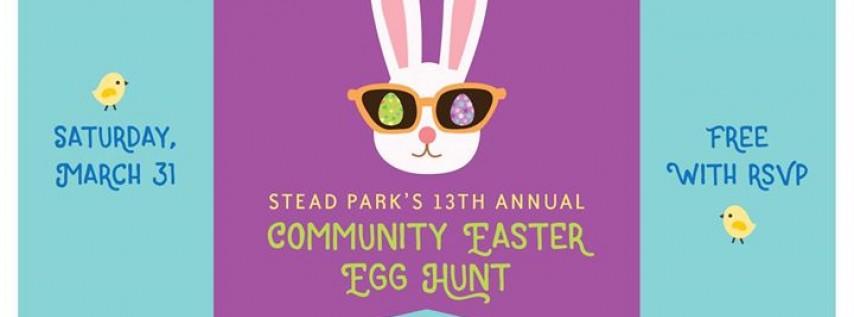Stead Park Community Easter Egg Hunt