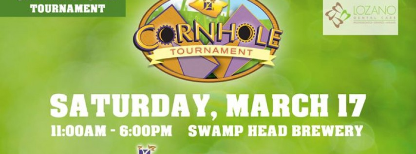 5th Annual Cornhole Tournament benefiting Peaceful Paths & UF CPT
