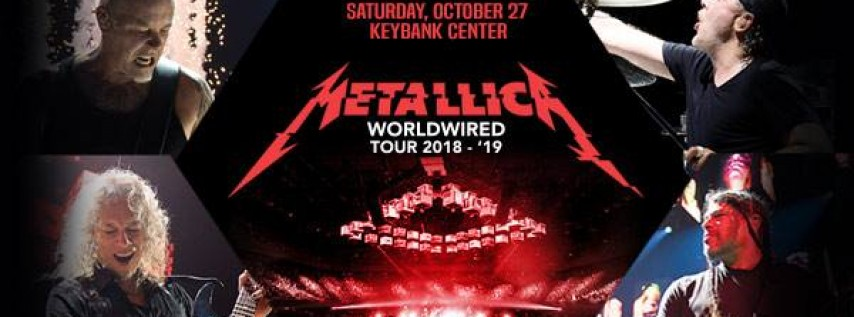 Metallica | KeyBank Center