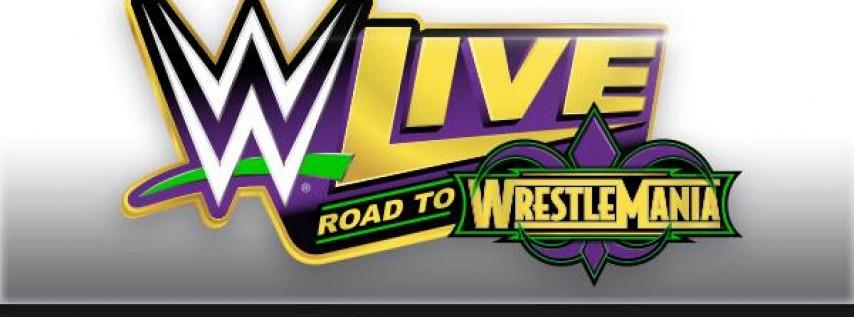 WWE Live | KeyBank Center