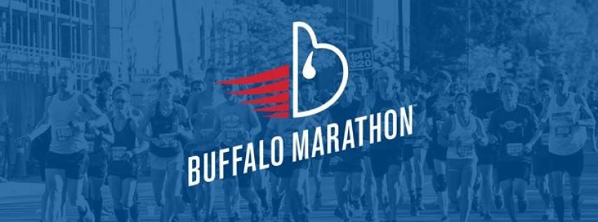 2018 Buffalo Marathon & Half