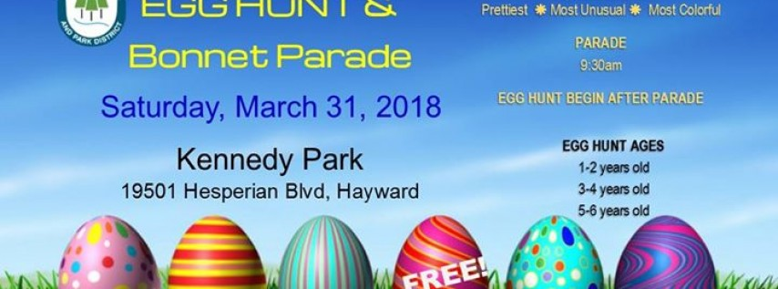73rd Annual Egg Hunt & Bonnet Parade