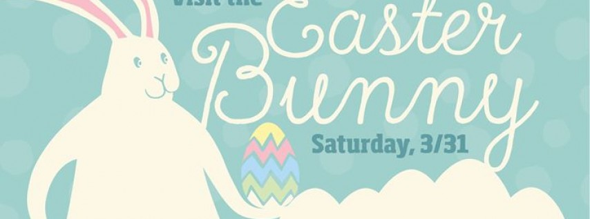 Visit the Easter Bunny!