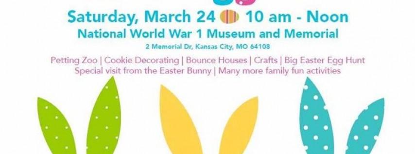 City Wide Easter Egg Hunt in KC