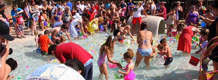 Weeki Wachee Water Egg Hunt