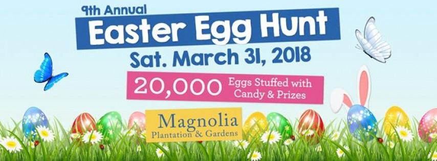 9th Annual Easter Egg Hunt