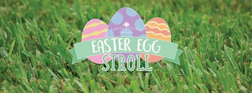 Jekyll Island Easter Egg Stroll