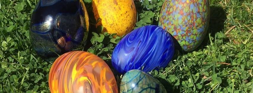 Adult Egg Hunt and Egg Auction