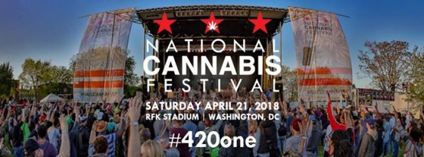 2018 National Cannabis Festival - Washington, DC