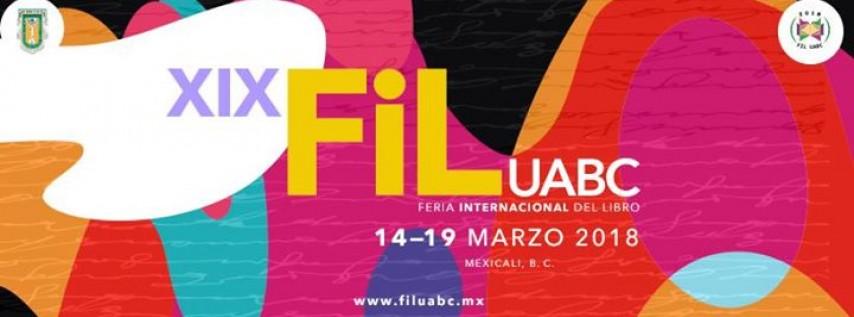 Feria Internacional del Libro UABC 2018