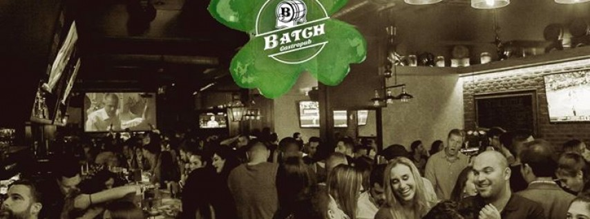 St. Patrick's Day Bash at Batch