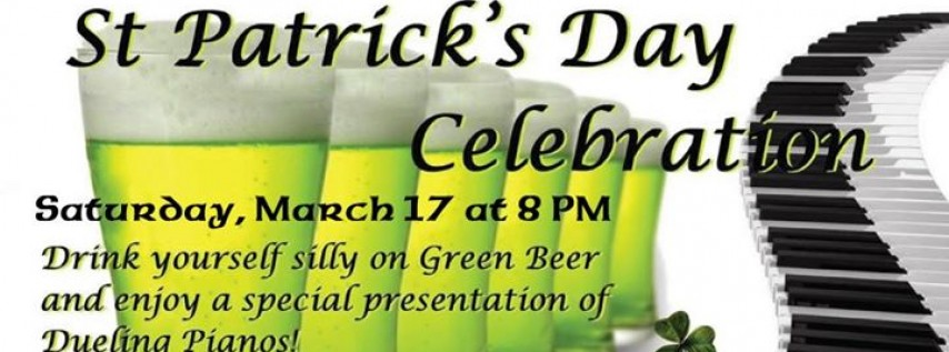 St Patrick's Day & Dueling Piano