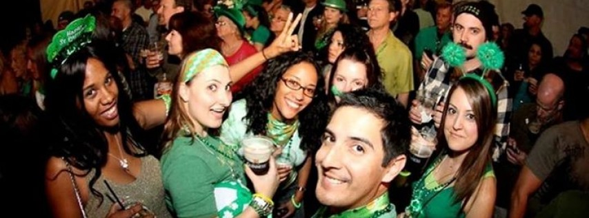 St. Patrick's Day Party(The DILLY DILLY)