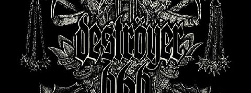 Watain with Deströyer 666 & Nexul at Club Red