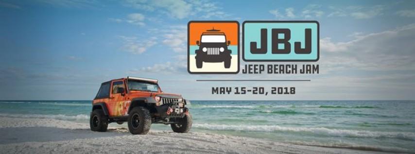 Jeep Beach Jam 2018