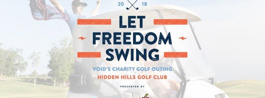 Let Freedom Swing - Void's Charity Golf Outing
