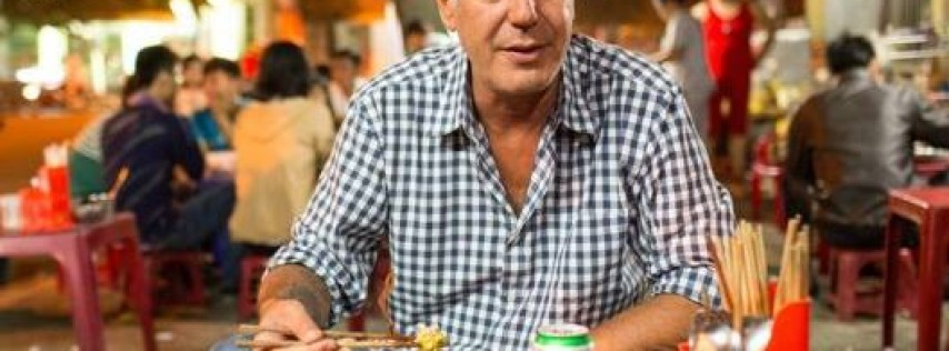 Anthony Bourdain International Food Court Opening - Pier 57