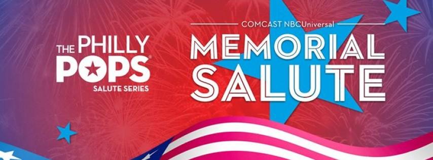 FREE: Memorial Salute