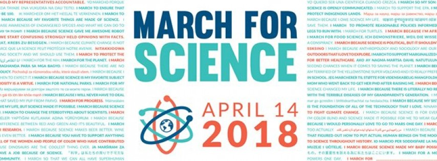 2018 March for Science
