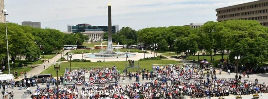 500 Festival Memorial Service