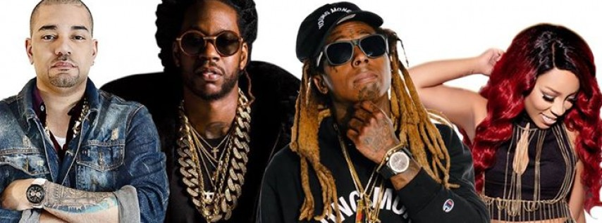 Derby Soundstage 2018: Lil Wayne with Special Guests 2 Chainz & K. Michelle