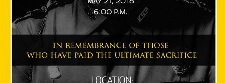 KSP Fallen Officer Memorial Service
