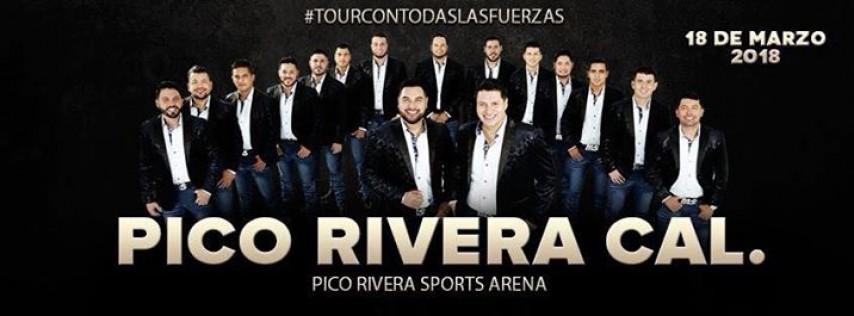 Banda MS en Pico Rivera California