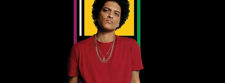 Bruno Mars: 24K Magic World Tour