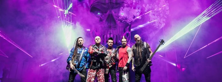 Five Finger Death Punch and Shinedown - Guests Starset and Bad Wolves
