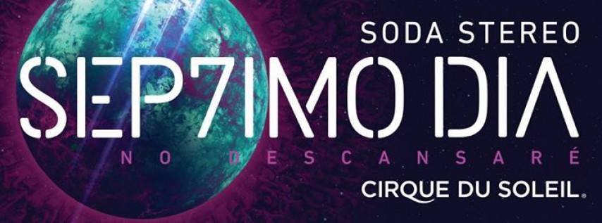 Cirque Du Soleil's Sep7imo Dia - No Descansare