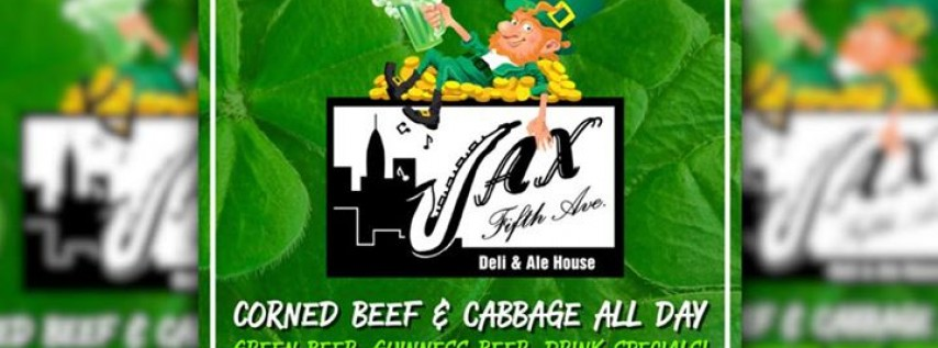 St. Patrick's Day at Jax Lake Mary