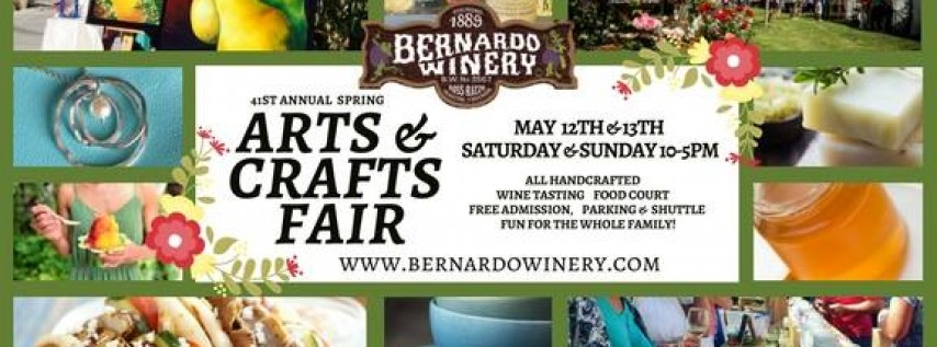 41th Annual Spring Arts and Crafts Fair