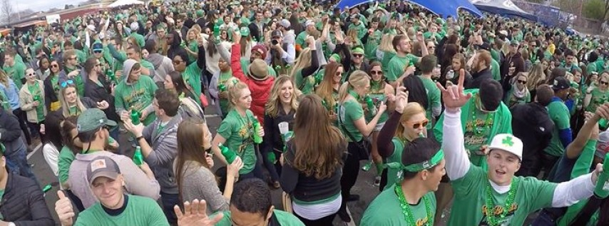Rich and Bennett's 18th Annual St. Patrick's Day Pub Crawl