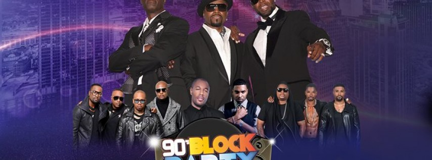 Charlotte 90's Block Party