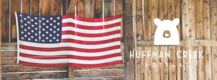 Memorial Day in the Mountains - Huffman Creek Retreat