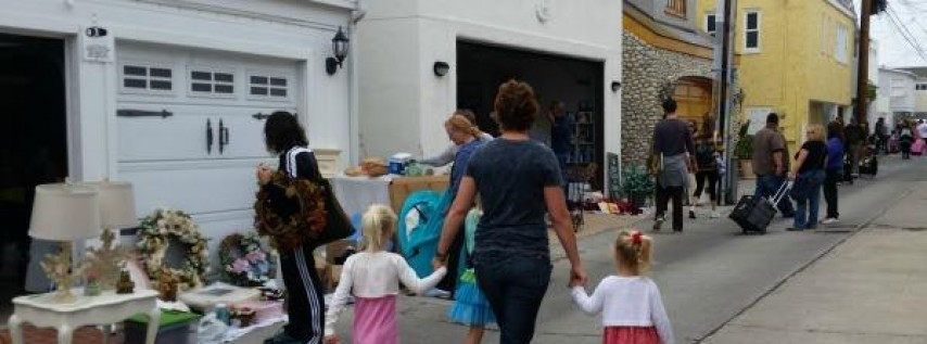 Balboa Island Community Garage Sale