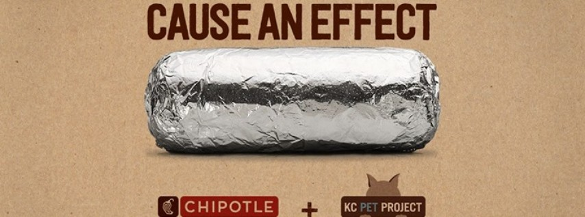 Chipotle Fundraiser for KC Pet Project