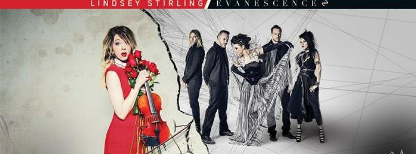 Lindsey Stirling + Evanescence