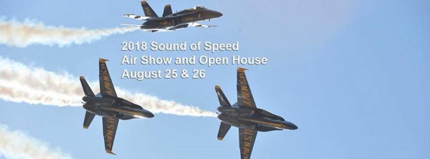 Sound of Speed Airshow
