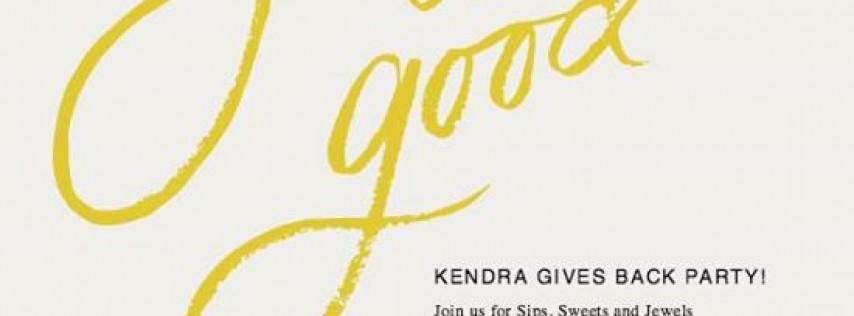 Kendra Scott Giveback - Kansas City