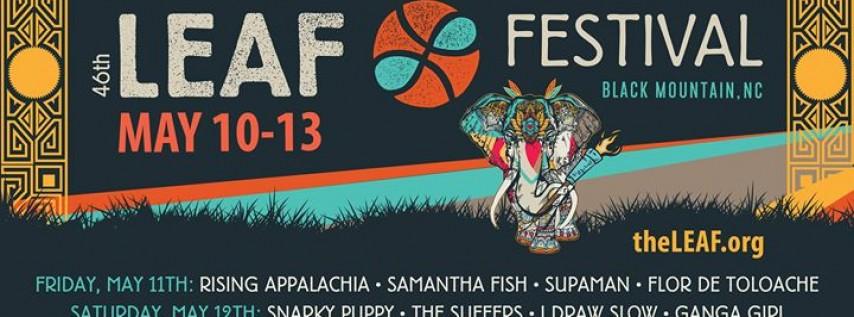 46th LEAF Festival
