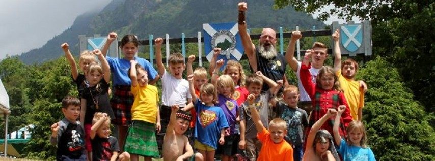 2018 Annual Grandfather Mountain Highland Games and Gathering of the Clans