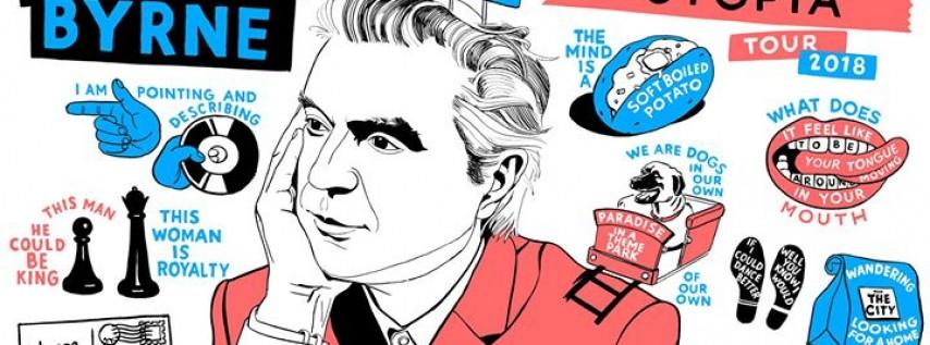 David Byrne: American Utopia World Tour
