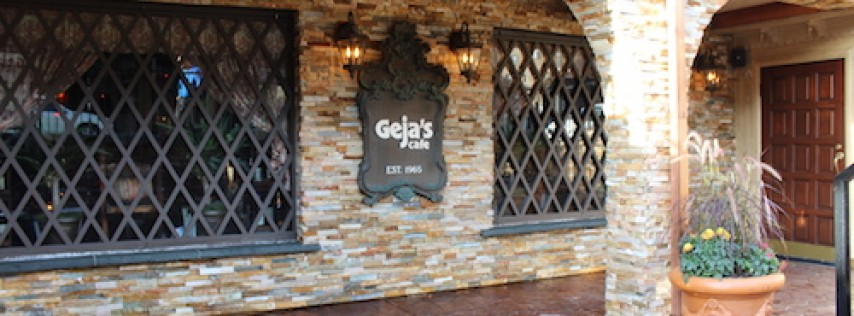 Geja's Café To Reopen Indoor Dining