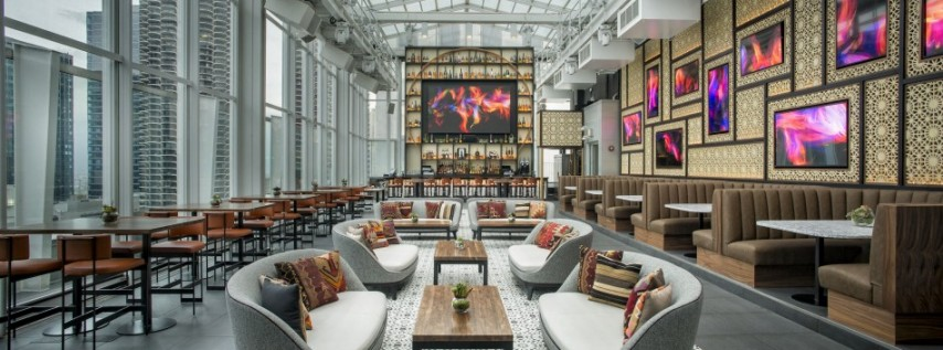 theWit Hotel And ROOF on theWit Officially Reopen their Doors in the Loop