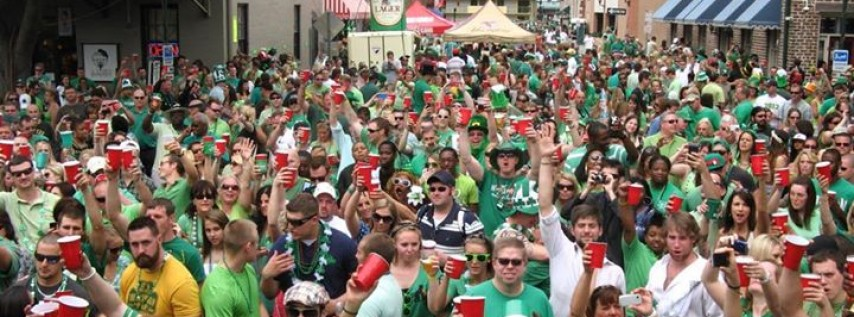 St. Patrick's Day Festival Savannah, Georgia