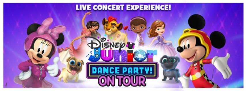 Disney Junior Dance Party On Tour! – Charleston, SC