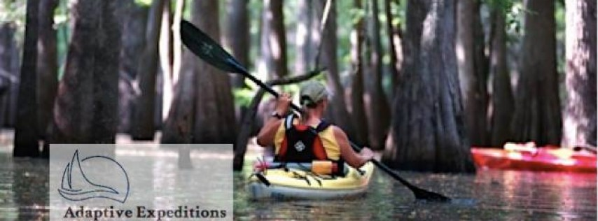 Wambaw Wilderness Adaptive Kayak Tour