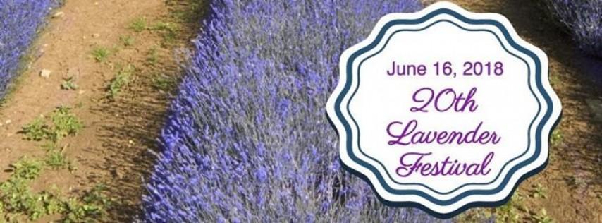 Lavender Festival 2018